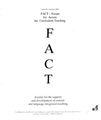 Bulgaria - FACT Journals Issue 02